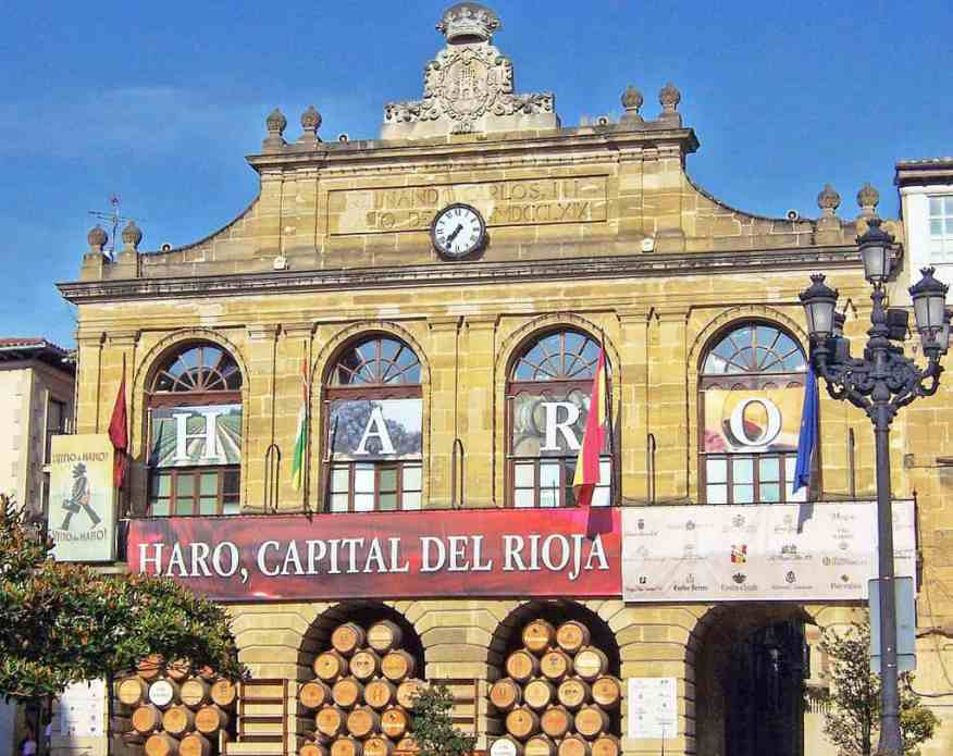 Haro, wine capital of Rioja