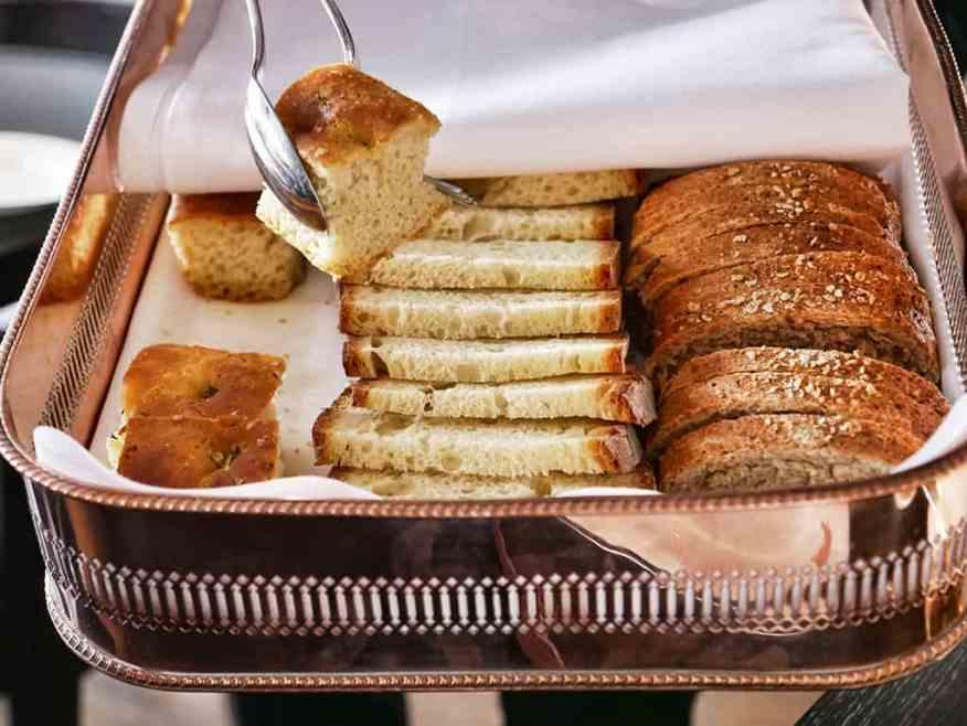 Bread at Margot, London