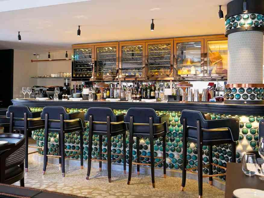 Margot restaurant, Covent Garden