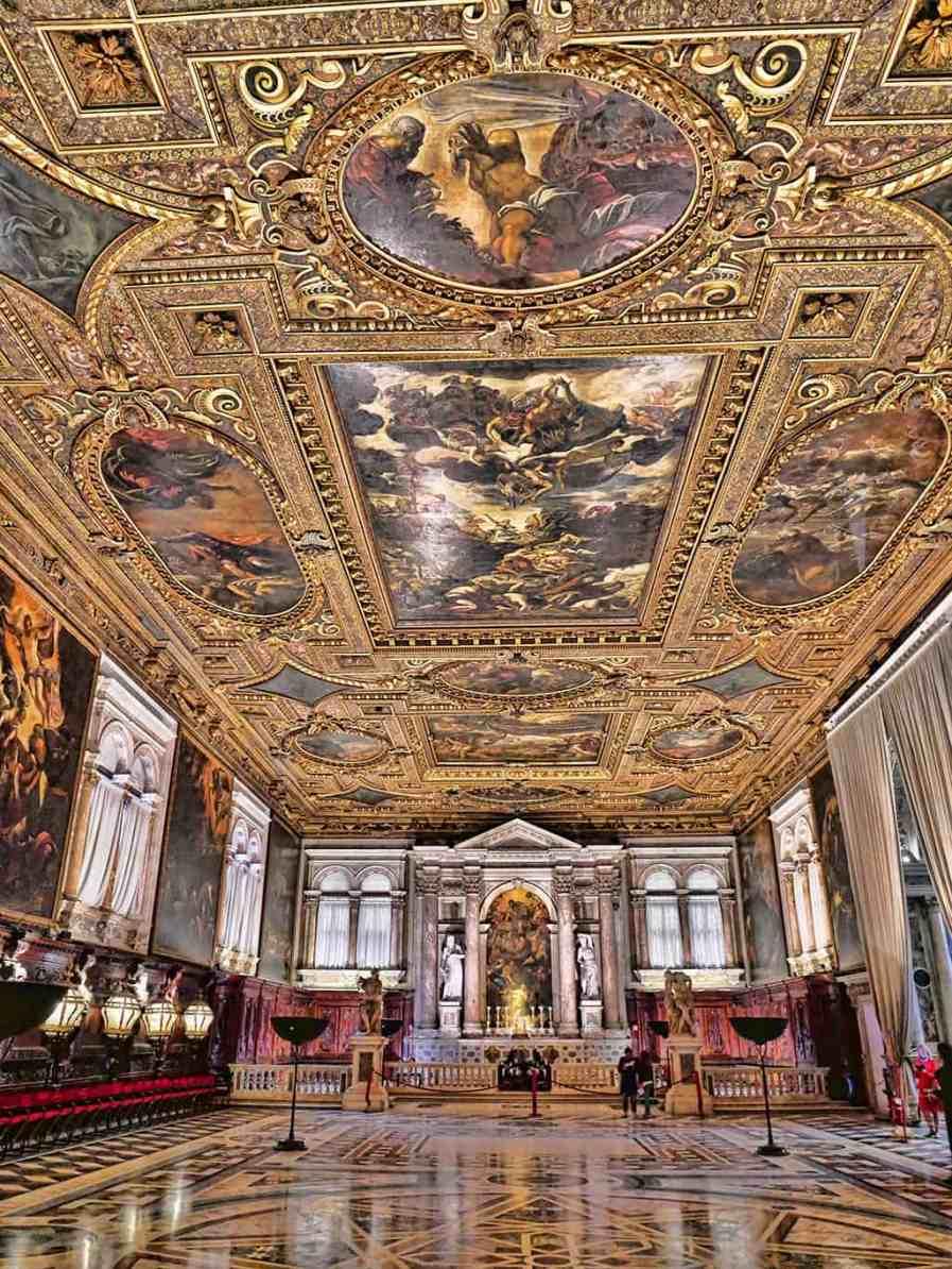 Scuola Grande, Venice - a Tintoretto masterpiece