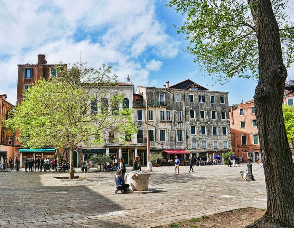 The Venetian Ghetto