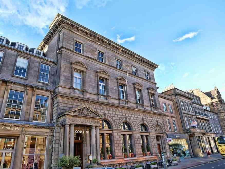Contini Edinburgh