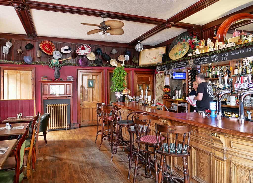 Roseleaf restaurant, Edinburgh
