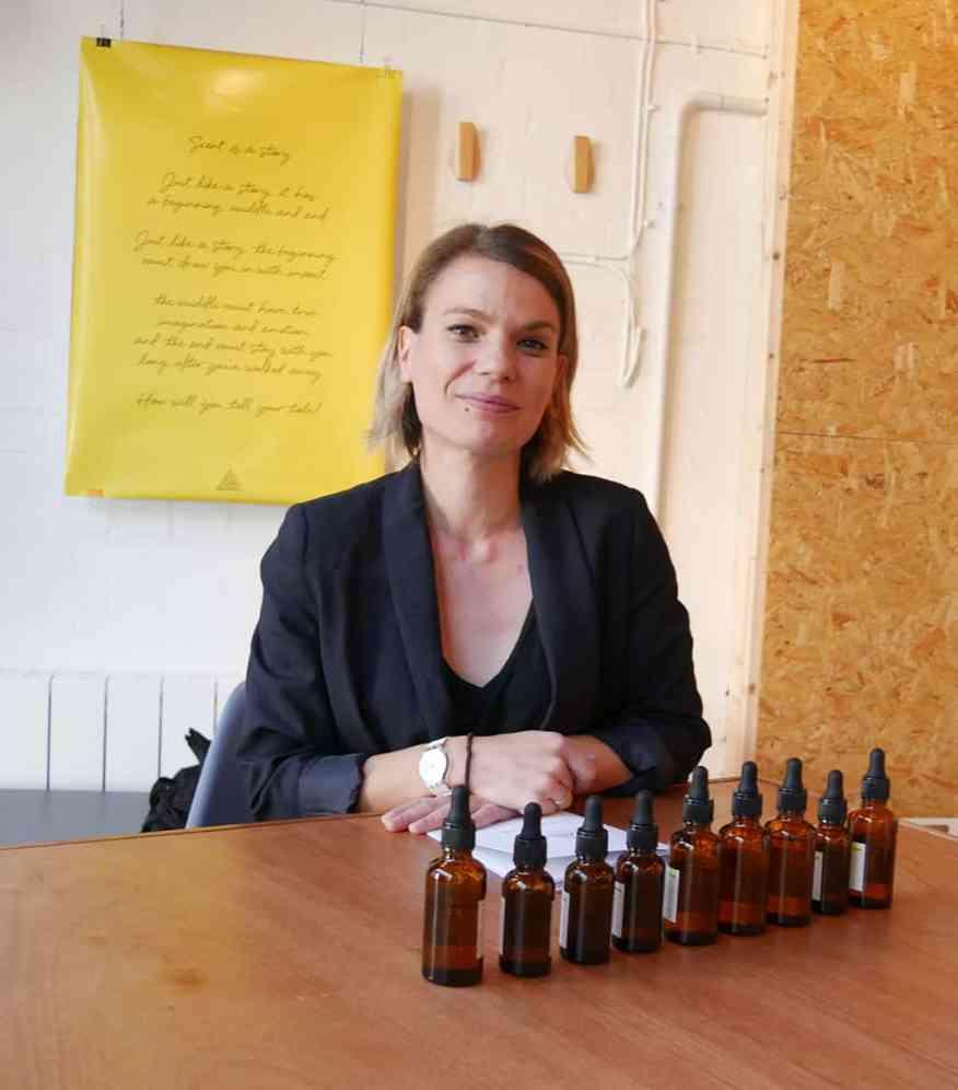 Experimental Perfume Lab, London Fields