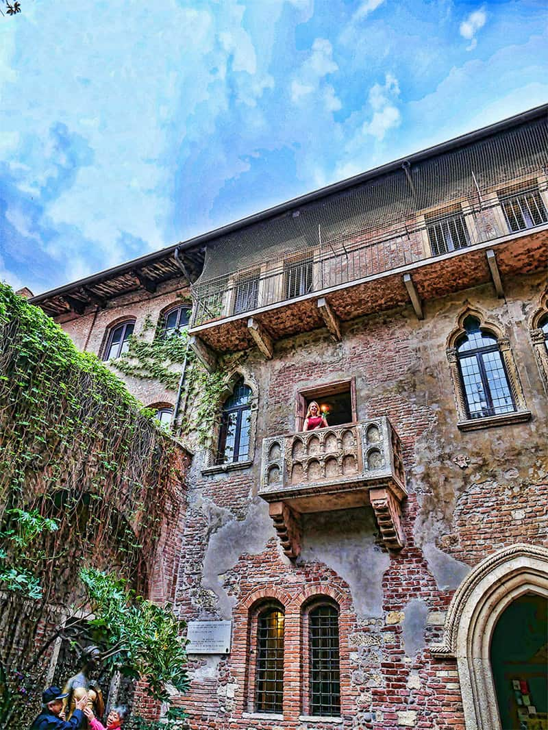 On the Trail of Romeo and Juliet in Verona