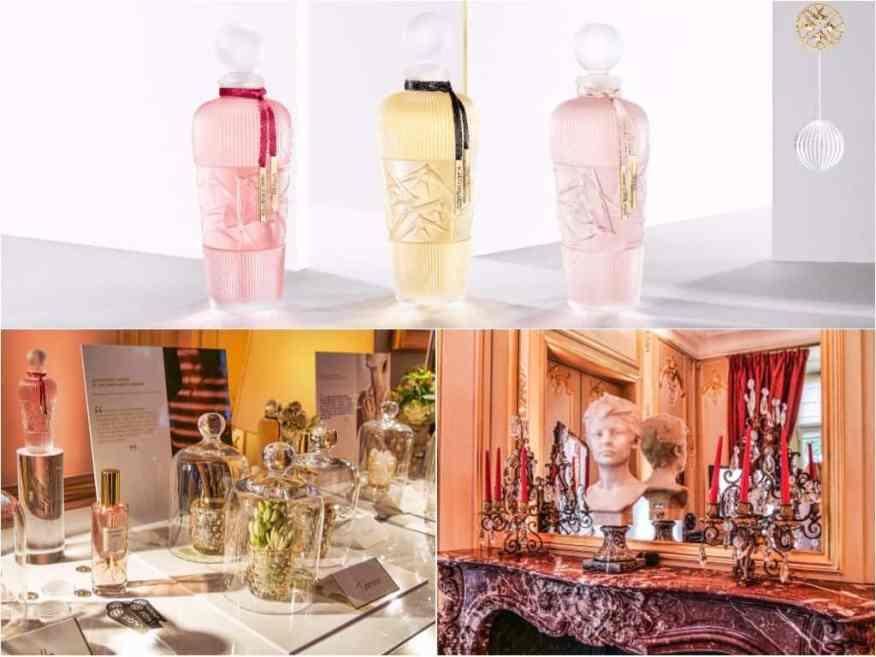 Lalique Mon Premier Cristal perfume collection