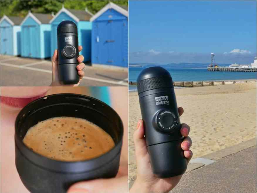 Wacao Mini Espresso Machine from Steamer Trading Cookshop