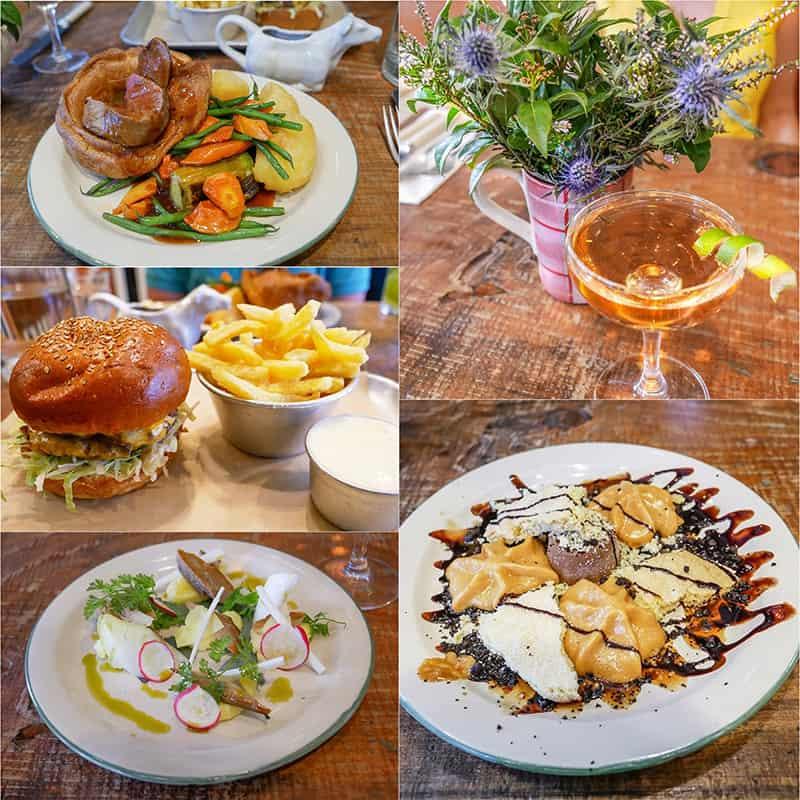 Mac and Wild - a great Scottish restaurant in Fitzrovia London