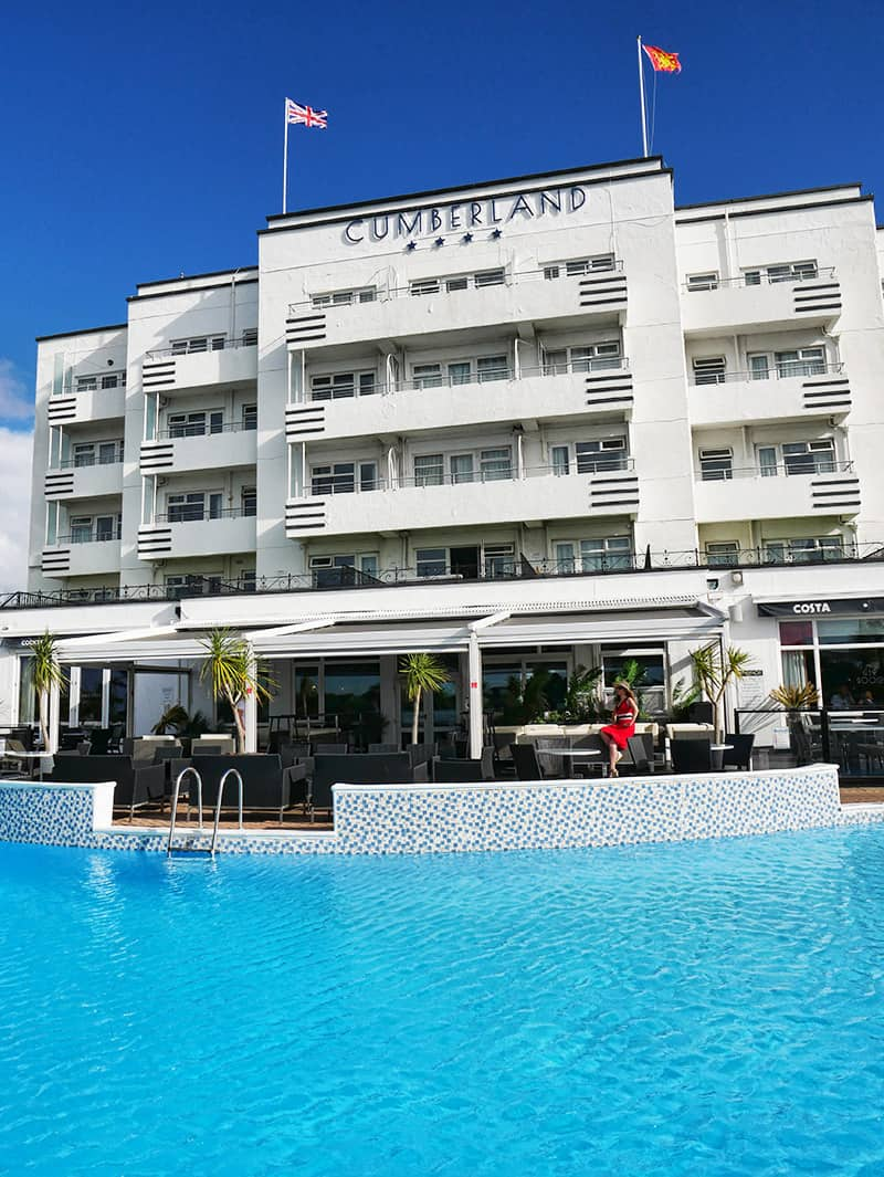 A Luxurious Stay at The Cumberland Hotel Bournemouth