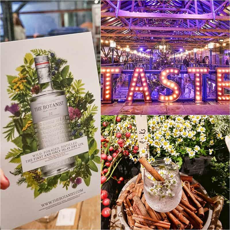 Botanist Gin at Taste of London