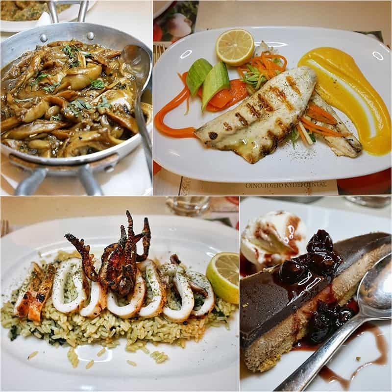 Pantopolion Kali Orexi, one of the best restaurants in Nicosia, Cyprus