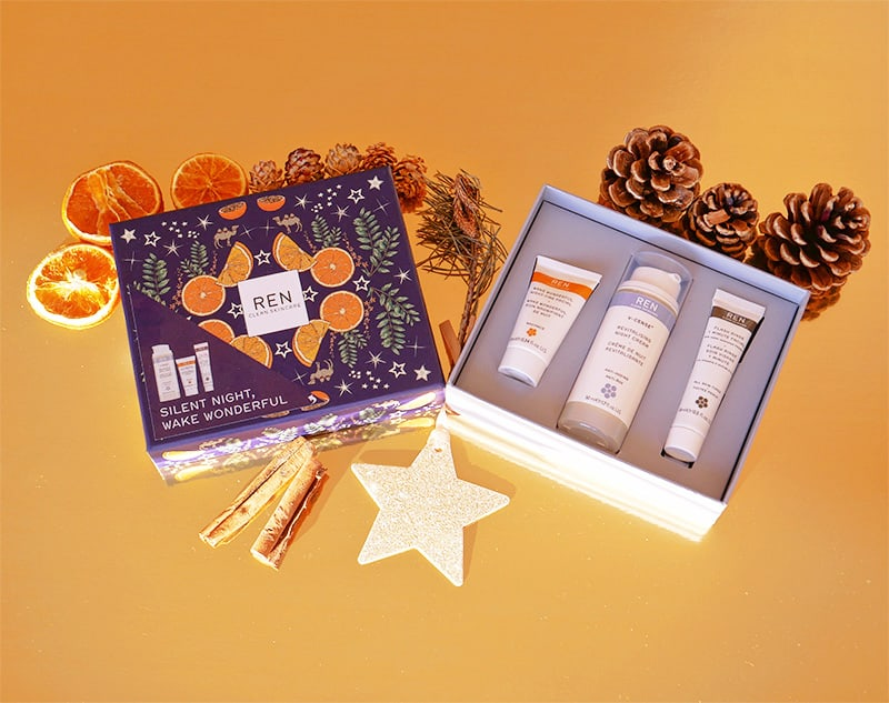 A great Winter skincare gift set from REN