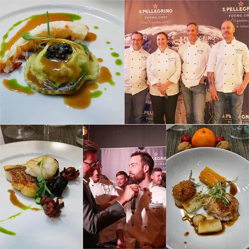 San Pellegrino Young Chef UK & Ireland winner, Killian Crawley
