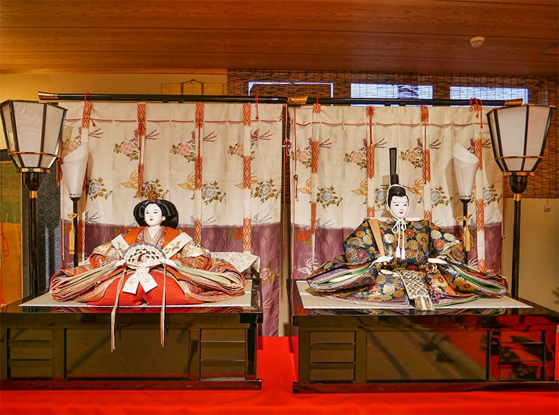 Tenryo Hina Dolls Museum, Japan