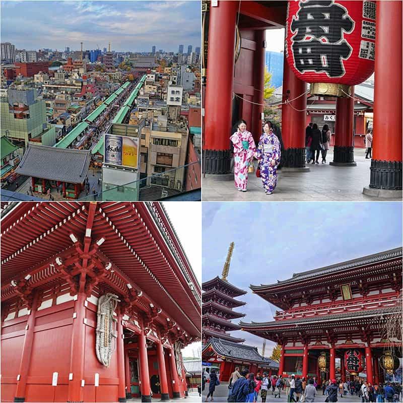 Best things to do in Asakusa, Tokyo, Japan