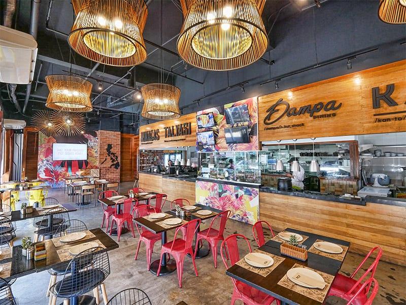 7107 Culture + Cuisine in BGC, Manila