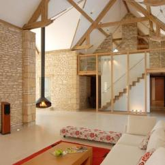 Splitting Living Room Into Bedroom Fifth Wheel Rv With Front Luxury Cotswold Barn Conversion