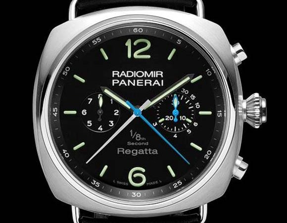 Officine Panerai Radiomir Regatta 2010