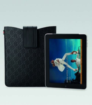 iPad Case by Gucci 1