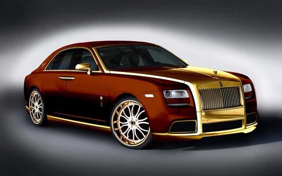 Rolls-Royce Ghost Diva