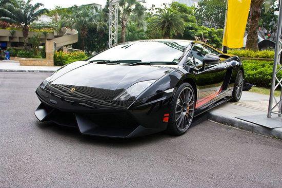 Lamborghini Gallardo Singapore1