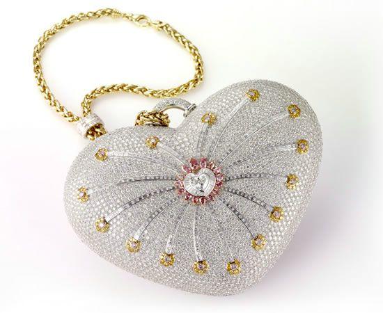 Mouawad 1001 Nights purse