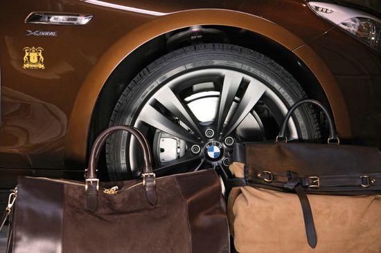 BMW 5 Series Gran Turismo by Trussardi