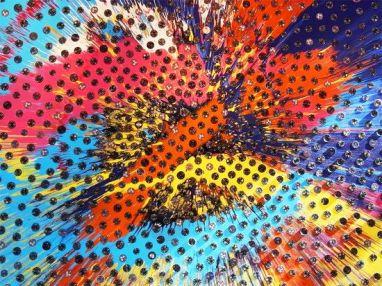 Damien-Hirst-Panerai-sunflower 2