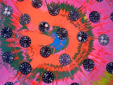 Damien-Hirst-Panerai-sunflower 3