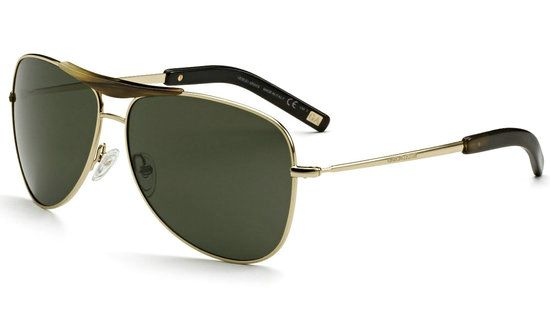 Giorgio-Armani-gold-aviator-sunglasses-1