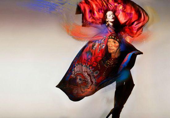 Hermès Fall/ Winter 2011 Ad Campaign