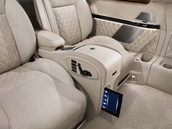 Mercedes-Benz Viano Vision Diamond4
