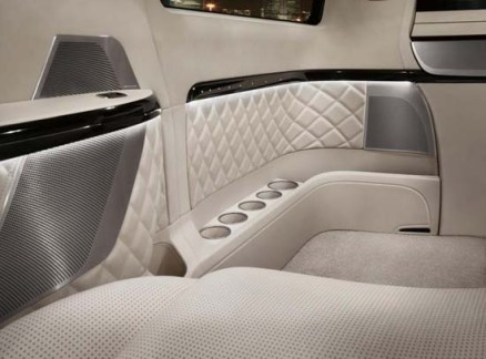 Mercedes-Benz Viano Vision Diamond7