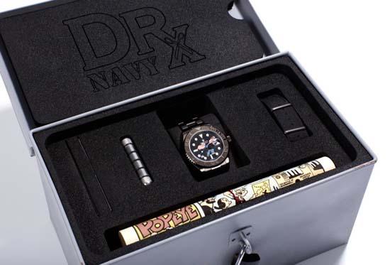 RolexPopeyeYachtMasterDRXboxopen