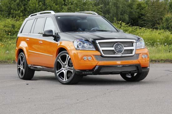 Mercedes-Benz CGL 45
