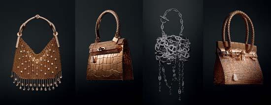 Hermès Haute Bijouterie Collection by Pierre Hardy