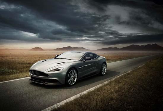 2013 Aston Martin Vanquish Video Luxuryes