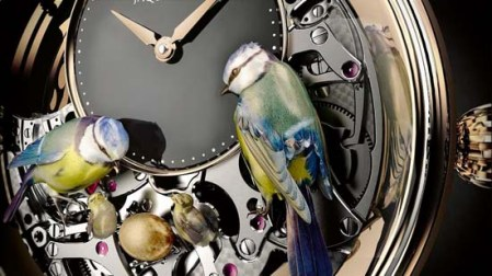 Bird Repeater By Jaquet Droz 4