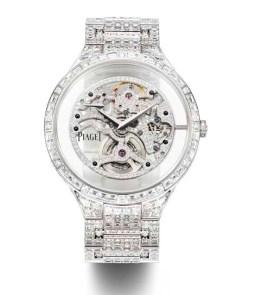 Piaget Dancer Skeleton watch