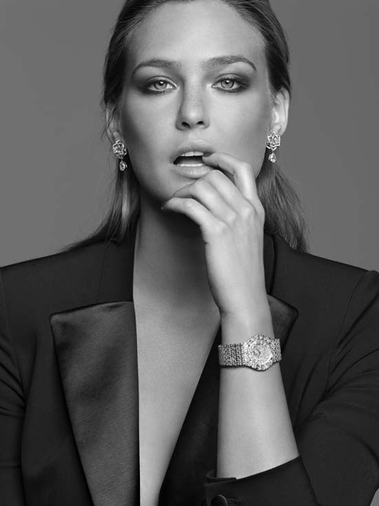 Photo: Frederic Farre / Bar Refaeli for Piaget