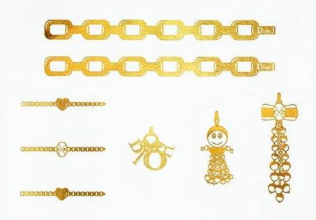 dior-24K-gold-tatoo-2