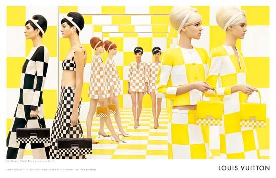 Louis Vuitton Spring/Summer 2013 Ad Campaign