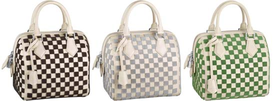Damier-Cubic-Speedy-Cube-PM-Brown-Grey-Greeen