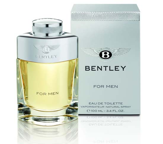 The Bentley for Men range