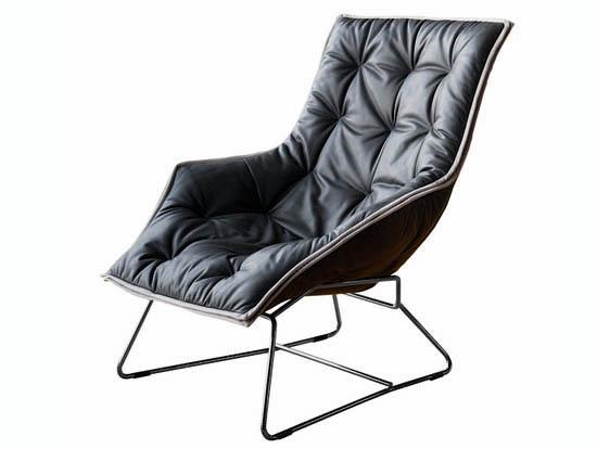 Maserati Lounge Chair by Zanotta