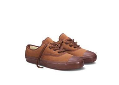 Nigel_Cabourn_for_Converse_Plimsole_Brown_Pair