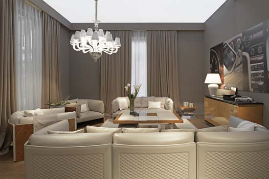 Bentley Home Collection X Club House Italia