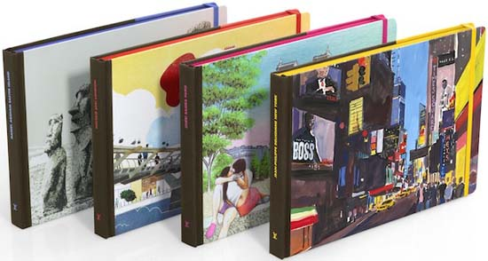 Louis Vuitton Presents the 2013 Travel Books Collection