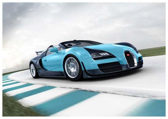 Bugatti Celebrates Its Heroes: Jean-Pierre Wimille Edition Veyron