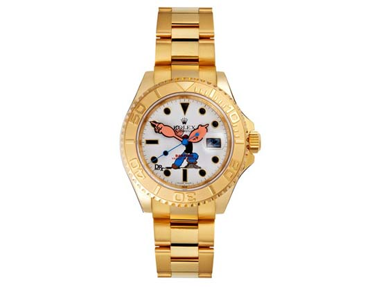 bamford-dr-romanelli-rolex-yachtmaster-gold-1